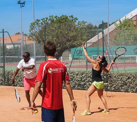 Entraînement adulte à l'année Slice Tennis