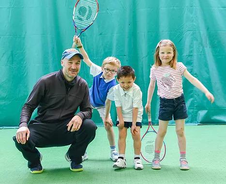 cours annuel junior Slice Tennis